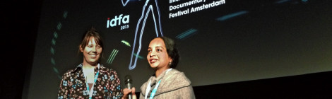 World premiere @ IDFA is a full success