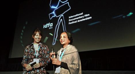 World premiere @ IDFA is a full success
