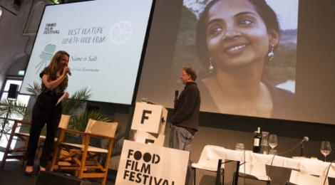 SALT wins Food Film Festival Amsterdam
