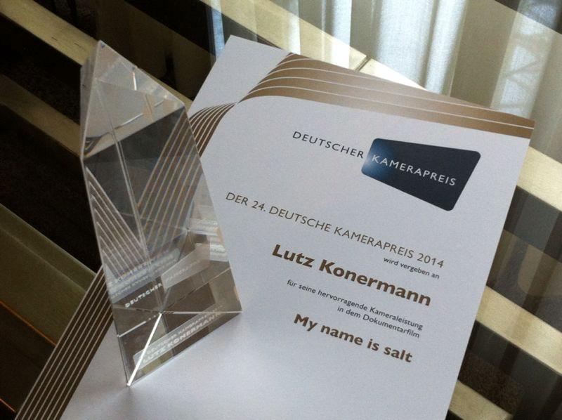 German_Camera_Award
